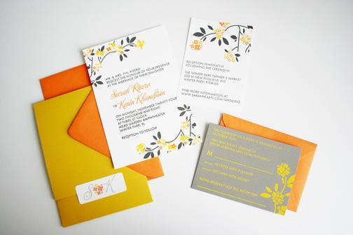 A Diy Wedding Part 3 Sarah Hearts Invitations