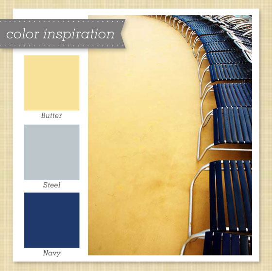 Yellow Gray And Navy Color Palette 15 Sarah Hearts