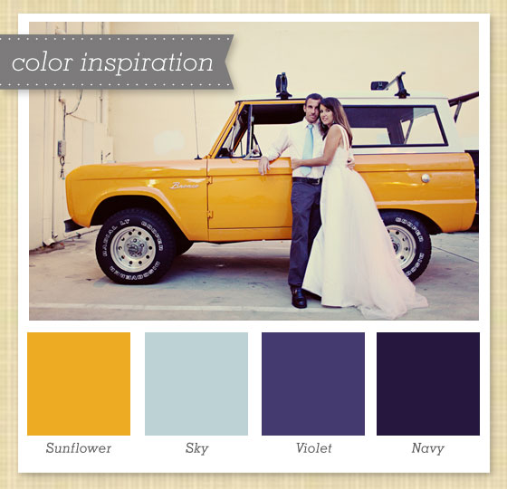 Gold Light Blue Violet And Navy Color Palette 18