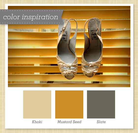 Tan Gold Gray Color Palette 33