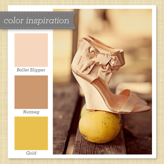 Light Pink Brown And Gold Color Palette 38