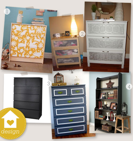 diy ikea furniture. Painted Ikea Furniture Diy Ikea Furniture