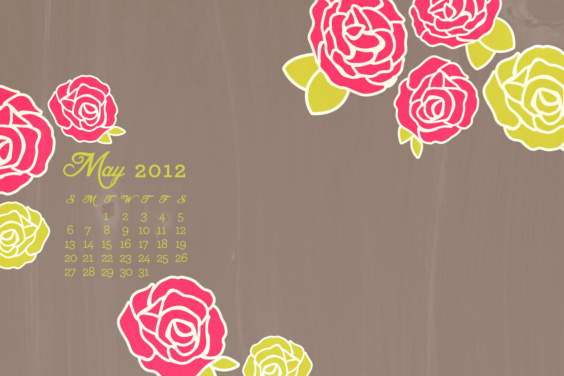 Calendar Wallpaper May : May desktop iphone ipad calendar wallpaper sarah