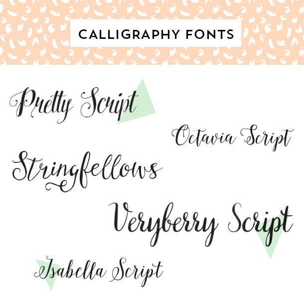You Re Amazing Script: Calligraphy Script Fonts