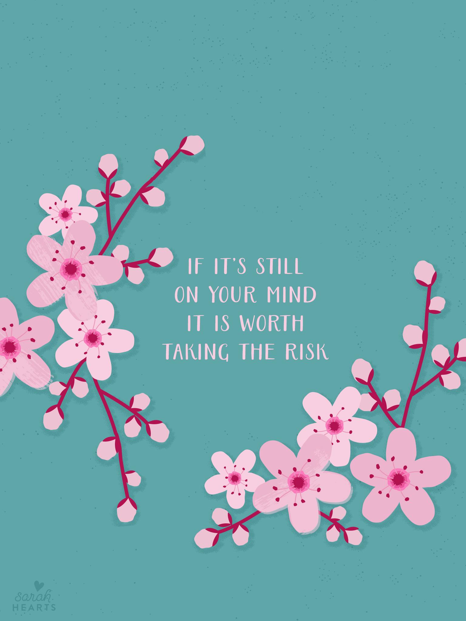 Design Your Own Home Ipad March 2016 Cherry Blossom Calendar Wallpaper Sarah Hearts