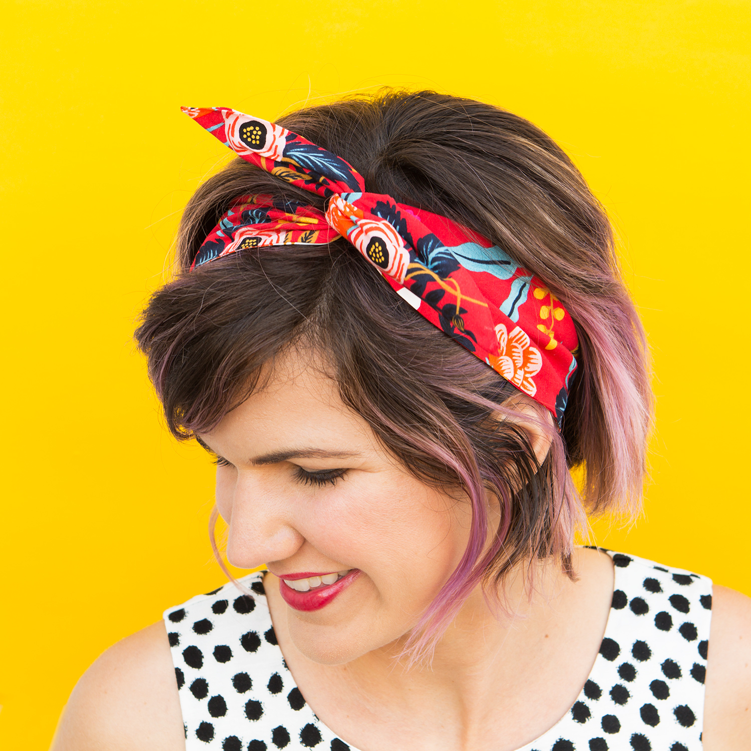 Diy No Sew Wire Headband Sarah Hearts