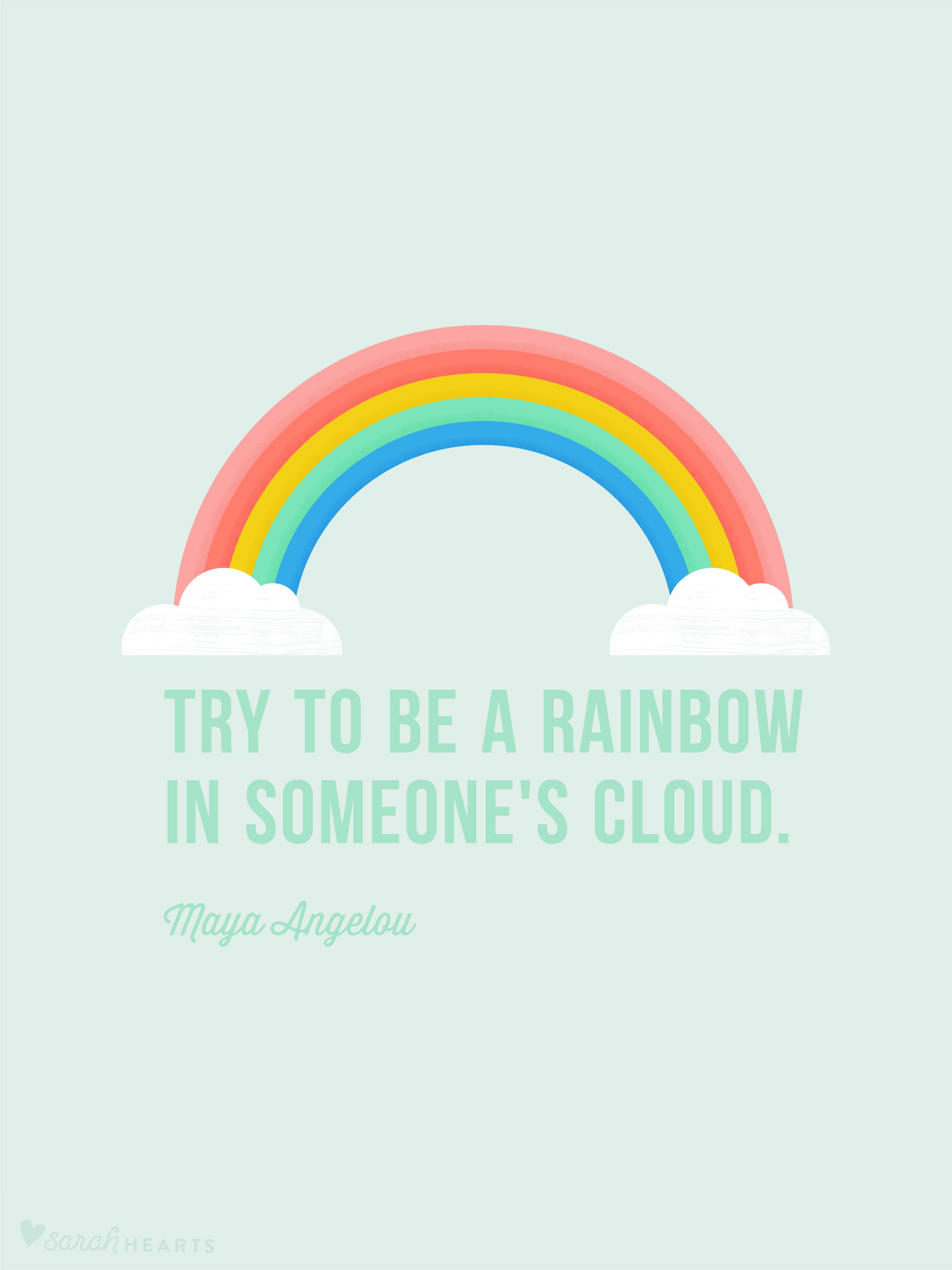rainbow march 2017 calendar wallpaper sarah hearts