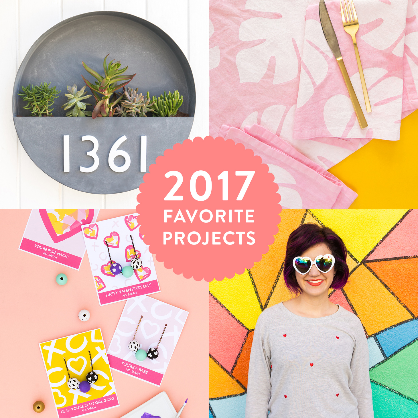 Favorite DIY Projects of 2017
